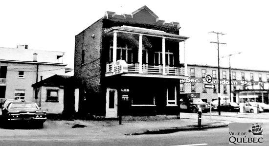 Limoilou dans les années 1970 (47) : intersection 3e Avenue et 3e Rue - Jean Cazes