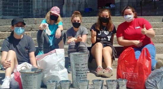 C-Vert du YMCA Saint-Roch : une première expérience communautaire - Véronique Demers