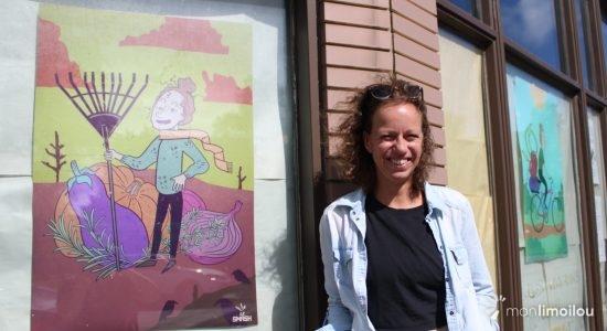 Une épicerie-restaurant dans Maizerets en septembre - Véronique Demers