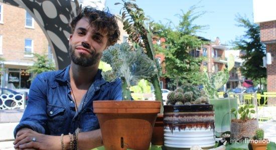 Dans le monde des cactus de Michael Chateauvert - Véronique Demers