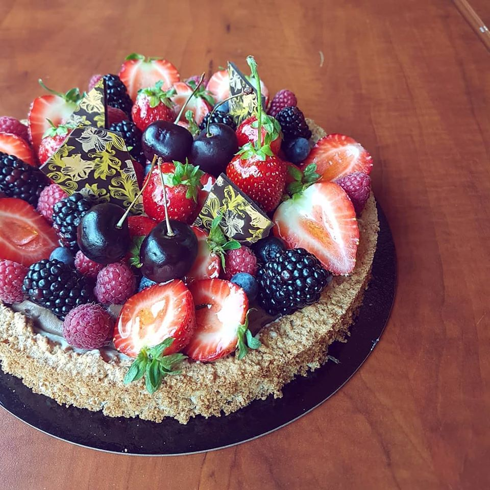 Commande de desserts | Baraque gourmande (La)