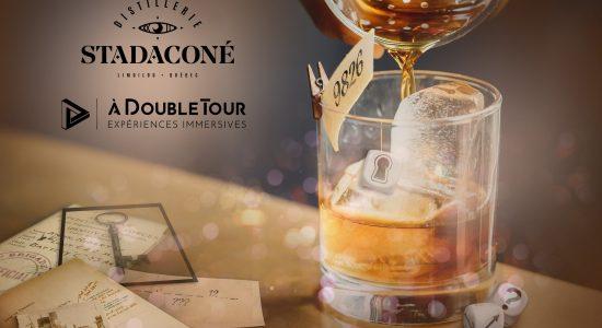 Passeport Gin et Énigmes | Distillerie Stadaconé