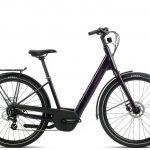 Vélo électrique Orbea Optima E50 Violet Small - Demers bicyclettes et ski de fond