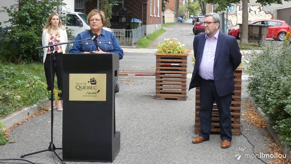 Des ruelles plus vertes «créées par et pour les citoyens » | 9 septembre 2020 | Article par Jean Cazes