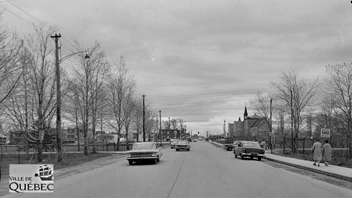 Limoilou dans les années 1960 (133) : la 18e Rue au voisinage de l'hôpital de l'Enfant-Jésus | 25 octobre 2020 | Article par Jean Cazes