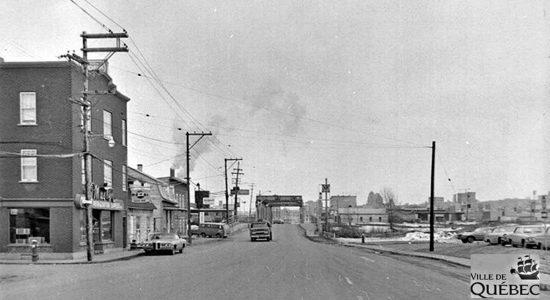 Limoilou dans les années 1970 (46) : rue de la Pointe-aux-Lièvres - Jean Cazes