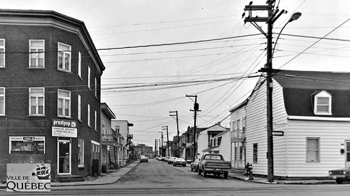 Limoilou dans les années 1970 (47) : intersection des rues Dorchester et Papineau | 29 novembre 2020 | Article par Jean Cazes