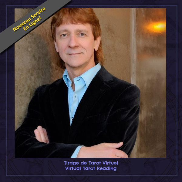 Lecture de Tarot virtuelle (1 heure) | Charme & Sortilège