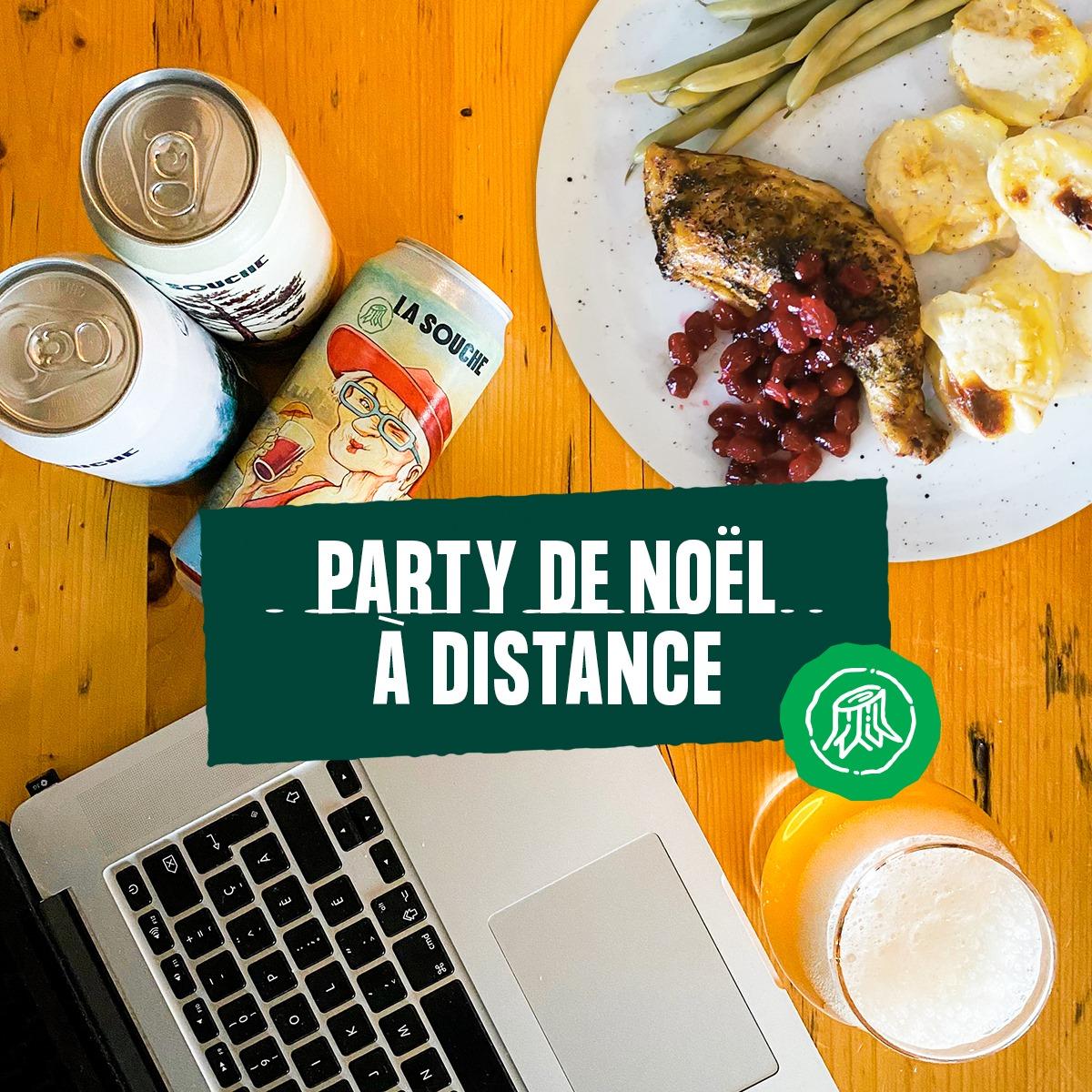 Party de Noël (avec distanciation) avec La Souche! | La Souche Microbrasserie-Restaurant