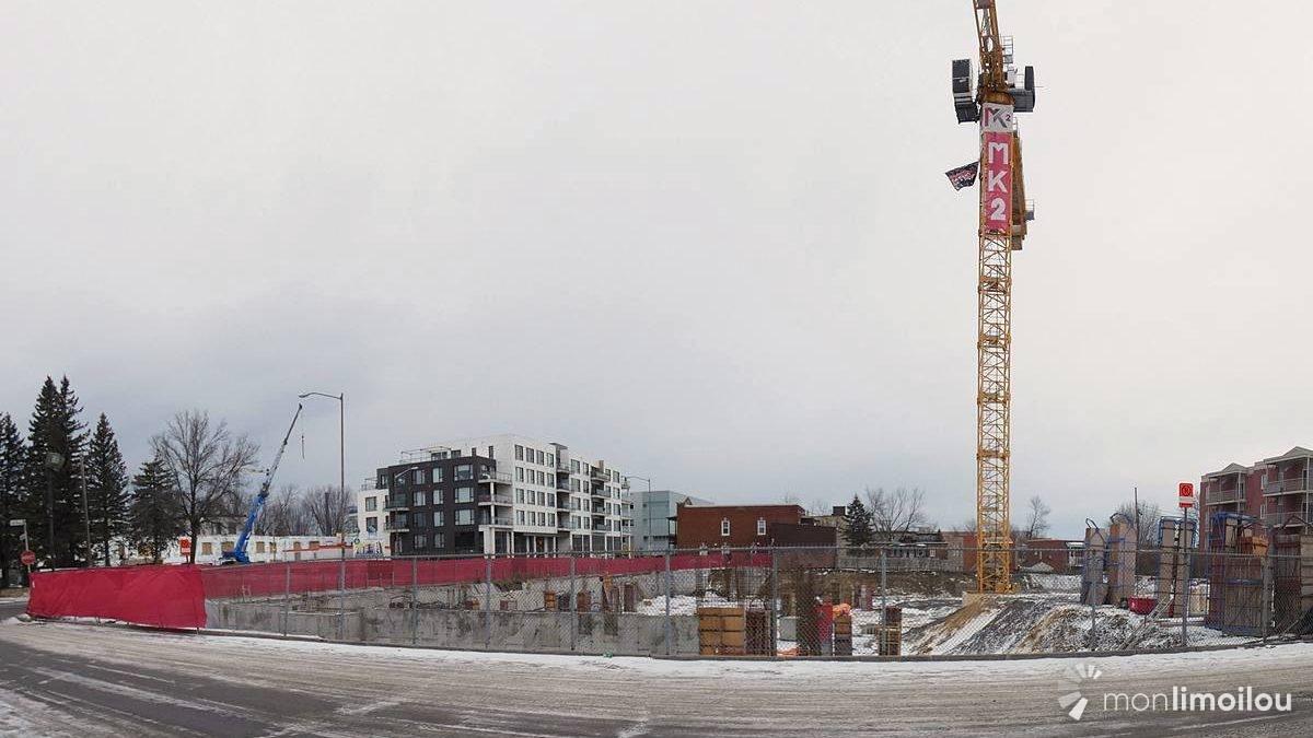 2020 : rétrospective des grands chantiers et projets immobiliers dans Limoilou | 7 janvier 2021 | Article par Jean Cazes