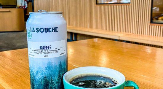 Bière La KAFFEE (Lager noire) | La Souche Microbrasserie-Restaurant