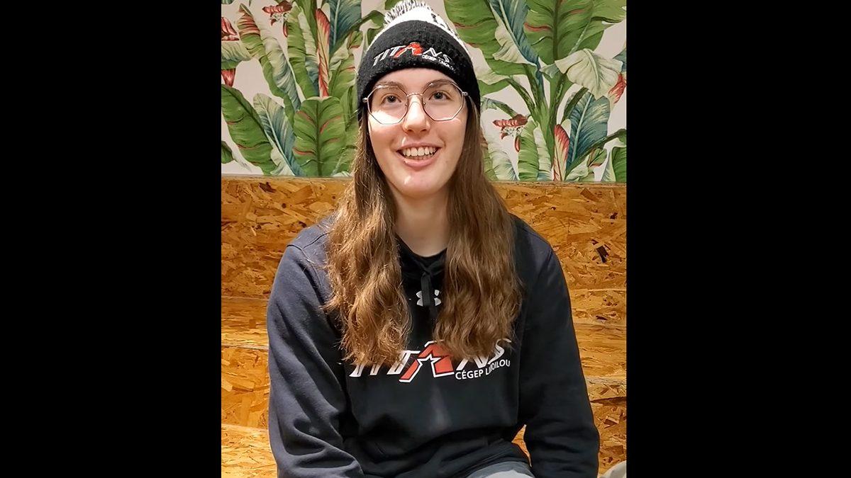 Une joueuse « engagée » chez les Titans: Sarah-Maude Lavoie | 12 décembre 2020 | Article par Christian Lemelin