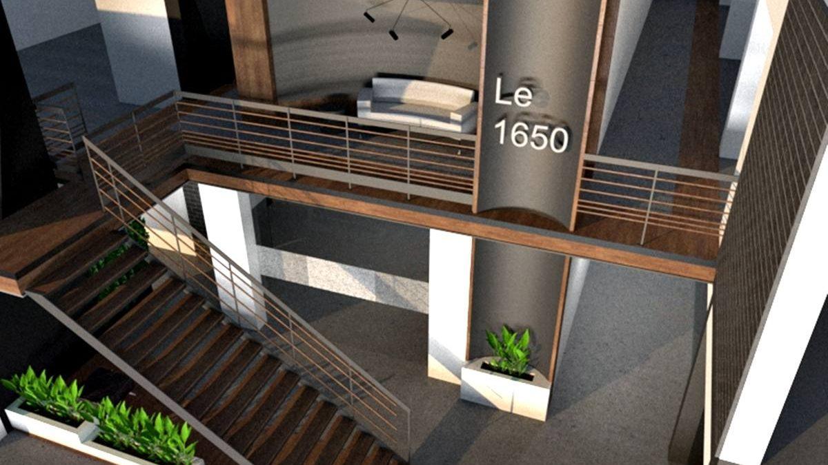 « Le 1650 » : bientôt de nouveaux locaux pour des entreprises dans Maizerets | 27 janvier 2021 | Article par Jean Cazes