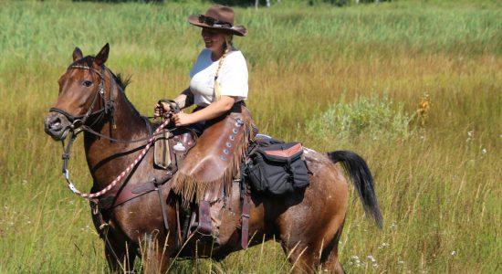 3600 kilomètres à cheval - Tanya Beaumont