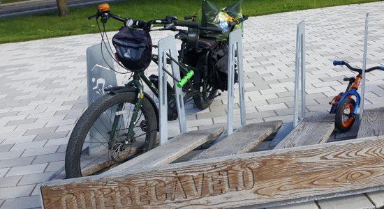 La sécurité alimentaire en vélo cargo - Véronique Demers