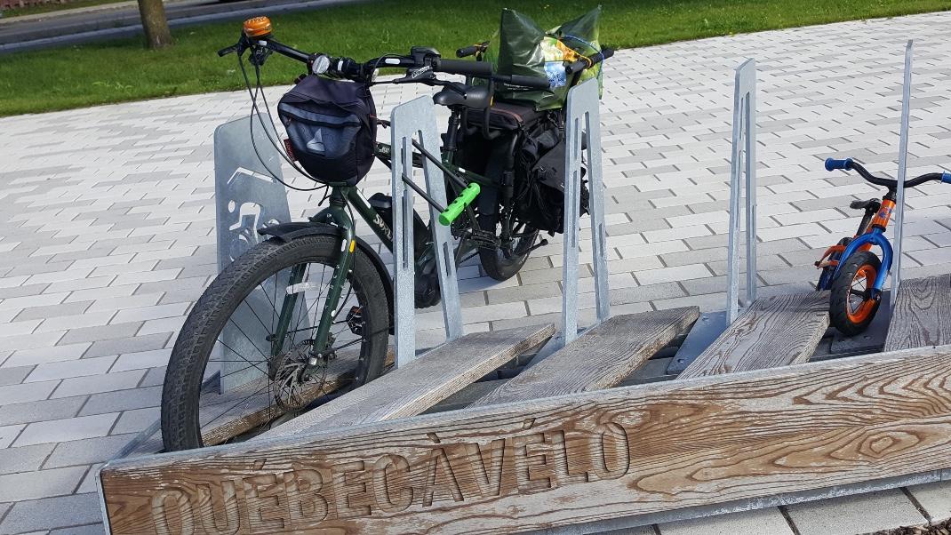 La sécurité alimentaire en vélo cargo   21 janvier 2021   Article par Véronique Demers