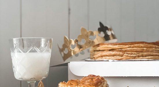 Galette des rois | Boulangerie Borderon Le Fils