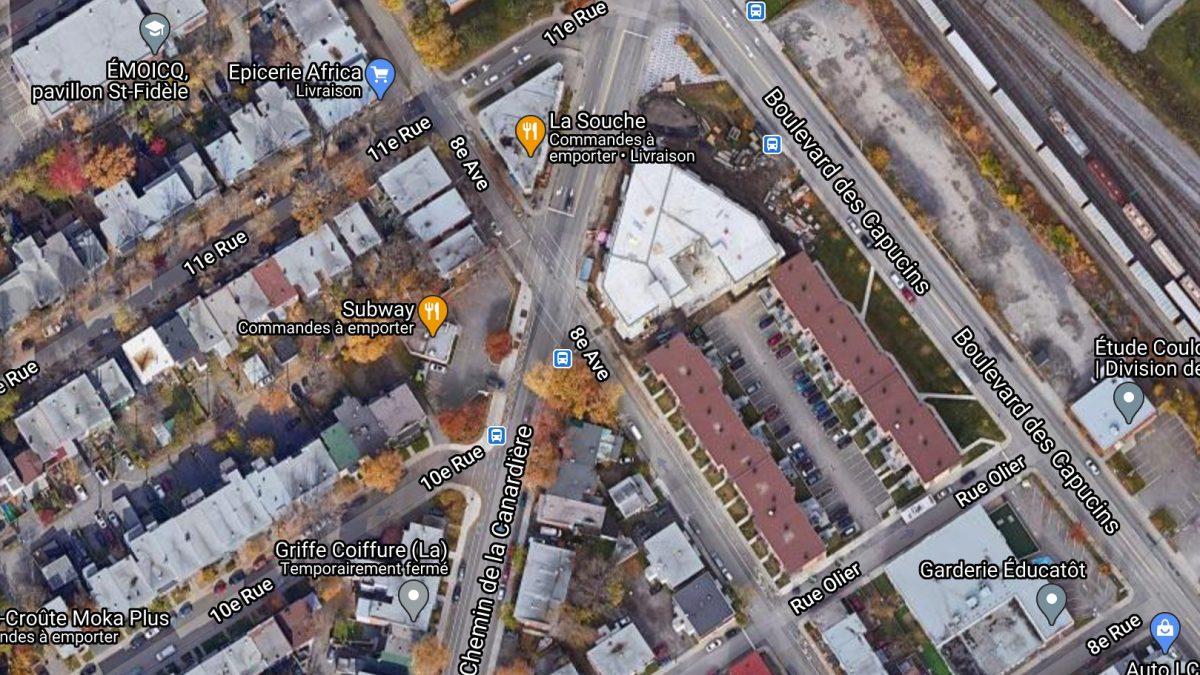 Stationnement de 92 cases sur le boulevard des Capucins en consultation | 19 février 2021 | Article par Véronique Demers