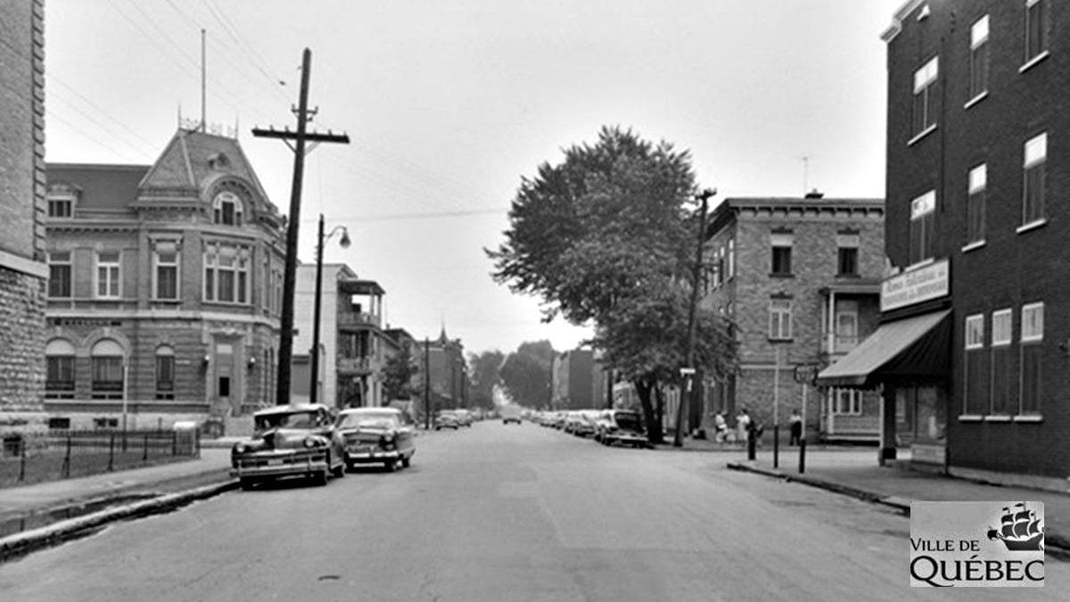 Limoilou dans les années 1950 (48) : intersection 5e Rue et 4e Avenue   2 mai 2021   Article par Jean Cazes