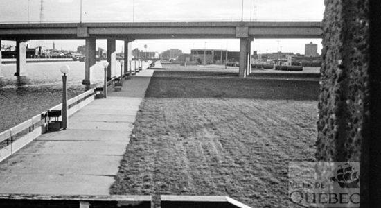 Limoilou dans les années 1970 (50) : parc linéaire de la rivière Saint-Charles - Jean Cazes