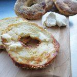 Bagels keto au fromage - Au Fruit des Moines