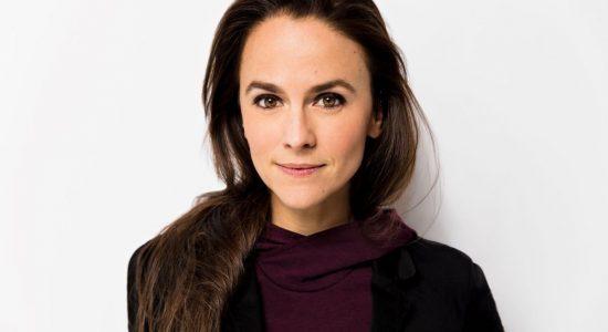 Cathleen Rouleau à la barre d'un happening pour les mamans au profit du CPSQ - Julie Rheaume