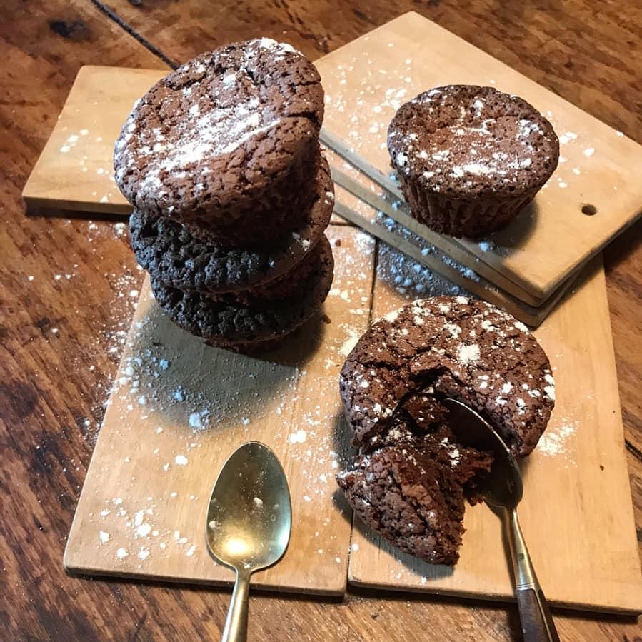 Torta Caprese (gâteau au chocolat) | Comptoir La Piadina