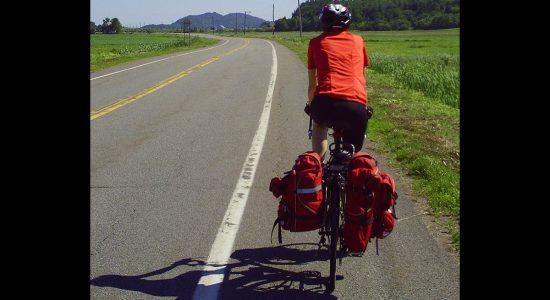 Avant de prendre la route à vélo - Alexandre St-Laurent
