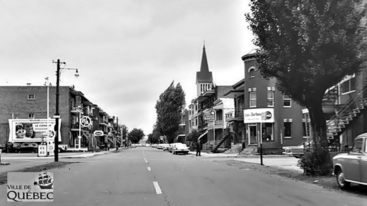 Limoilou dans les années 1960 (139) : coin 4e Avenue et 10e Rue | 9 mai 2021 | Article par Jean Cazes