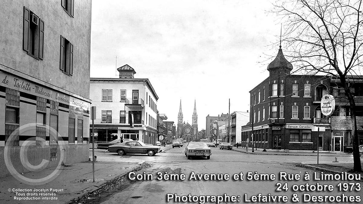 Limoilou dans les années 1970 (53) : intersection 3e Avenue et 5e Rue | 11 juillet 2021 | Article par Jean Cazes