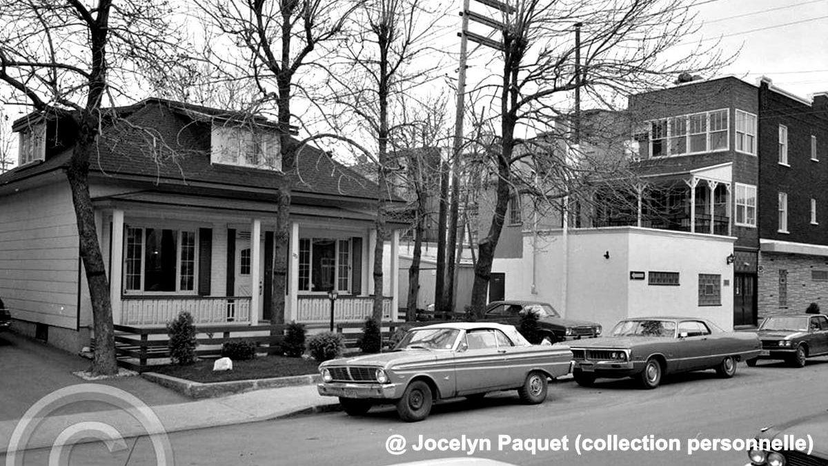 Limoilou dans les années 1970 (51) : une maison disparue et l'épicier-boucher L. P. Couture | 30 mai 2021 | Article par Jean Cazes