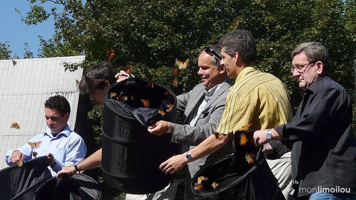 Reportage photo : samedi festif pour le 25e anniversaire de la Société du Domaine Maizerets | 10 septembre 2009 | Article par Jean Cazes