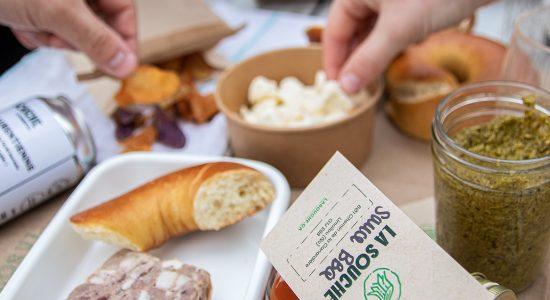 Boîte pique-nique | La Souche Microbrasserie-Restaurant