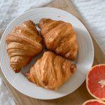 Croissants de fabrication artisanale - Boulangerie Borderon Le Fils
