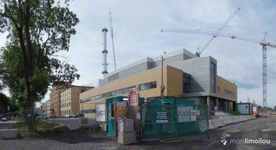 Le Centre intégré de cancérologie (CIC).