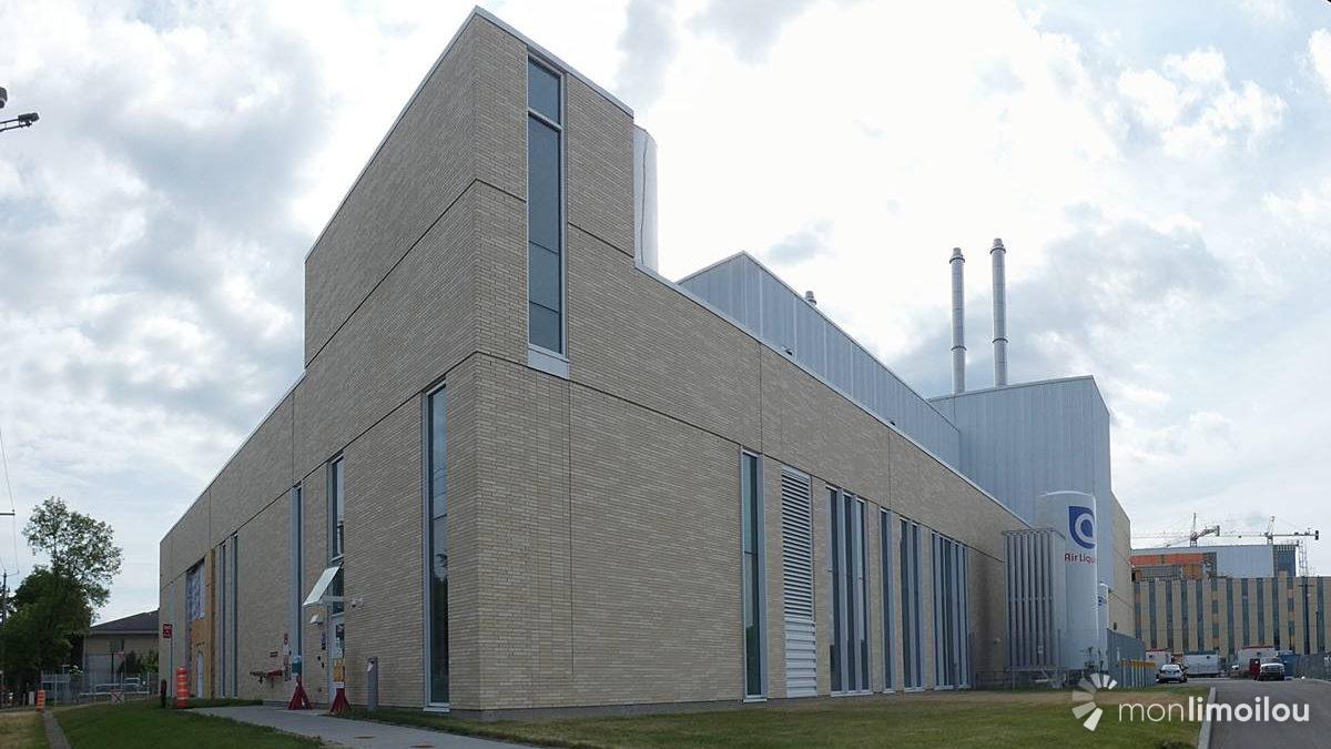 La Centrale d'énergie (CÉ).