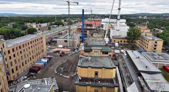 Nouveau complexe hospitalier du CHU de Québec : avancement du chantier - Jean Cazes
