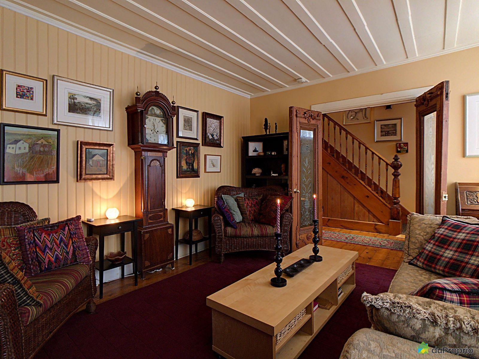 Un aperçu de l'intérieur de la résidence.