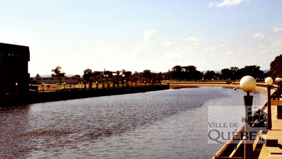 Limoilou dans les années 1970 (54) : la promenade de la rivière Saint-Charles | 15 août 2021 | Article par Jean Cazes