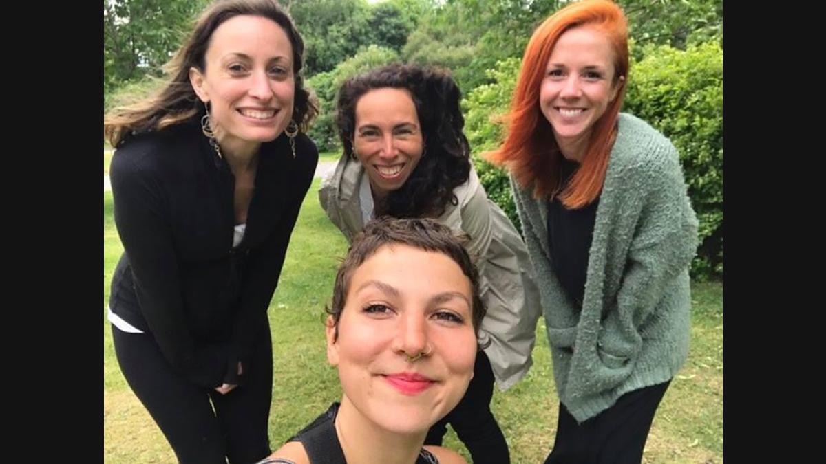 La première Coop de Yoga veut démocratiser la pratique à Québec - Viktoria Miojevic