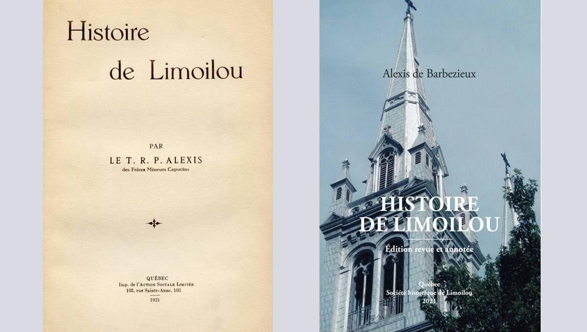 Histoire de Limoilou : réédition d'un ouvrage centenaire - Jean Cazes