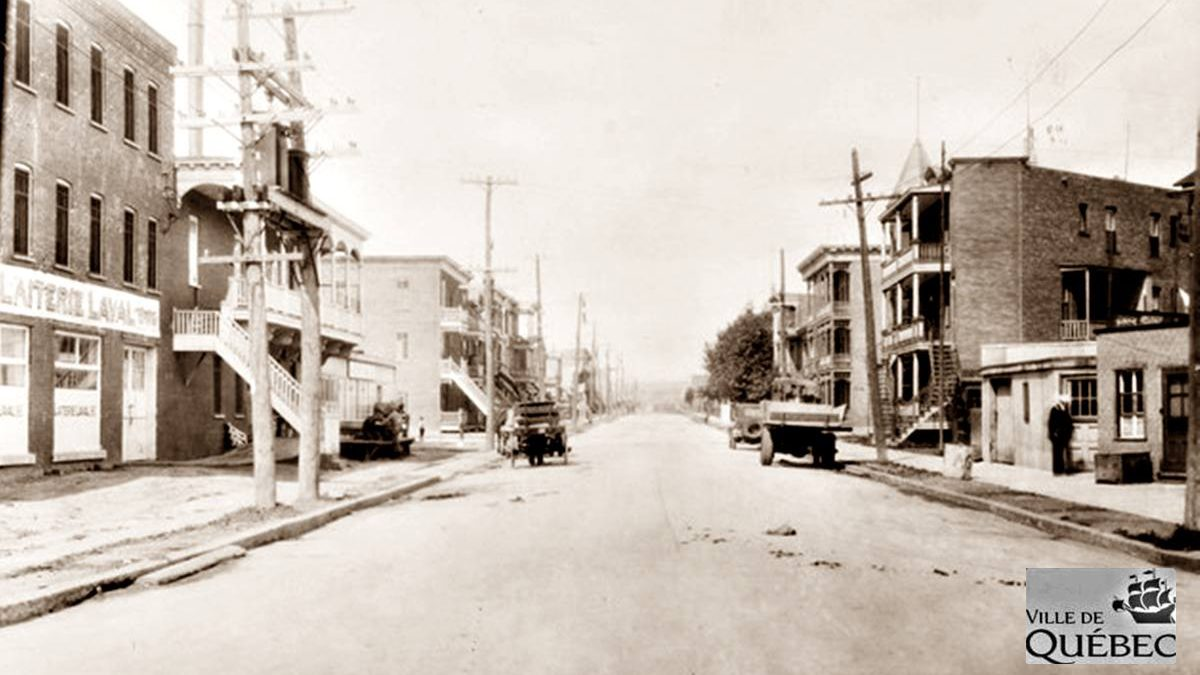 Limoilou dans les années 1930 (3) : la Laiterie Laval   3 octobre 2021   Article par Jean Cazes