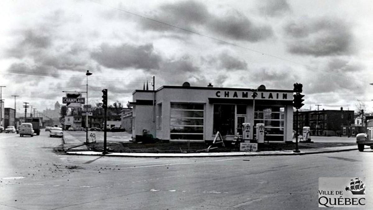 Limoilou dans les années 1950 (49) : la station service Champlain   19 septembre 2021   Article par Jean Cazes
