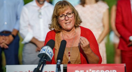 Élections fédérales 2021 : Ann Gingras, Parti libéral du Canada - Viktoria Miojevic