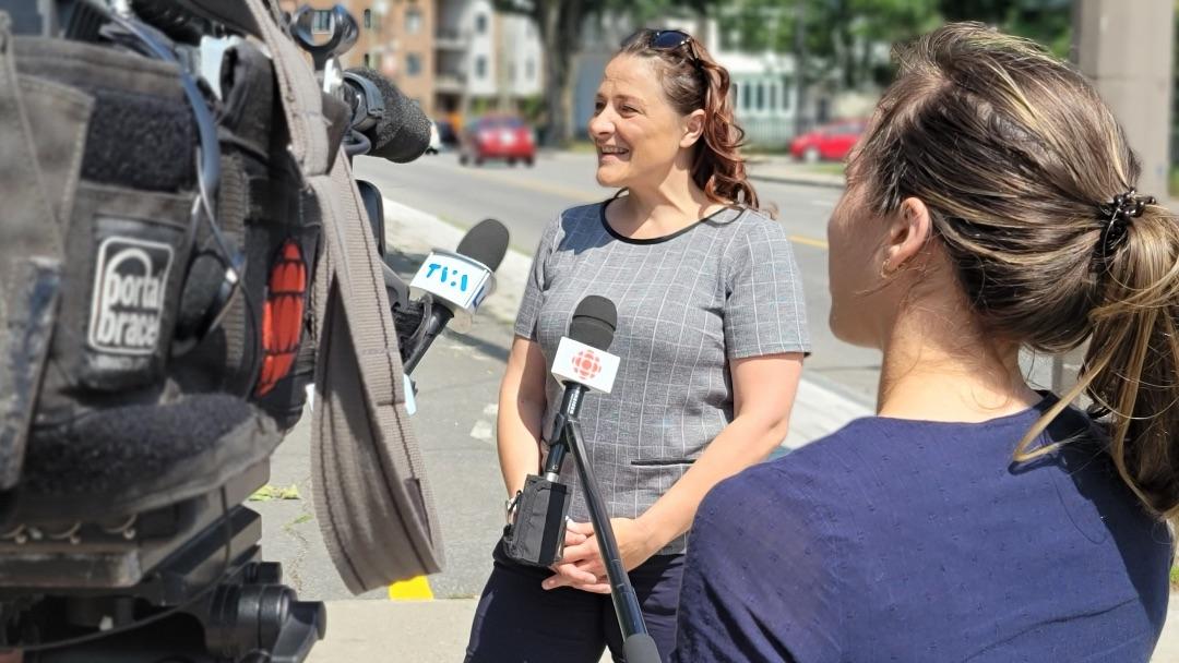 Élections fédérales 2021: Julie Vignola, Bloc Québécois | 6 septembre 2021 | Article par Véronique Demers