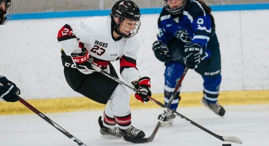 Hockey collégial féminin D1 : un but suffit aux Titans - Christian Lemelin