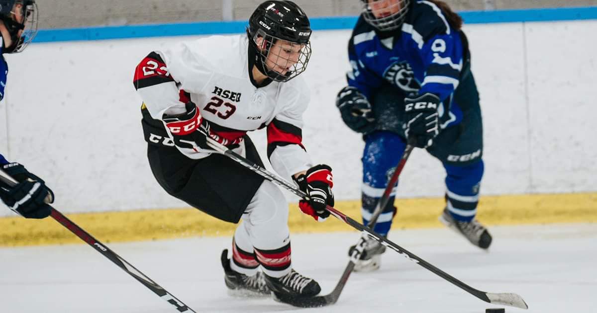 Hockey collégial féminin D1 : un but suffit aux Titans | 27 septembre 2021 | Article par Christian Lemelin