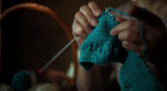 Club de tricot.