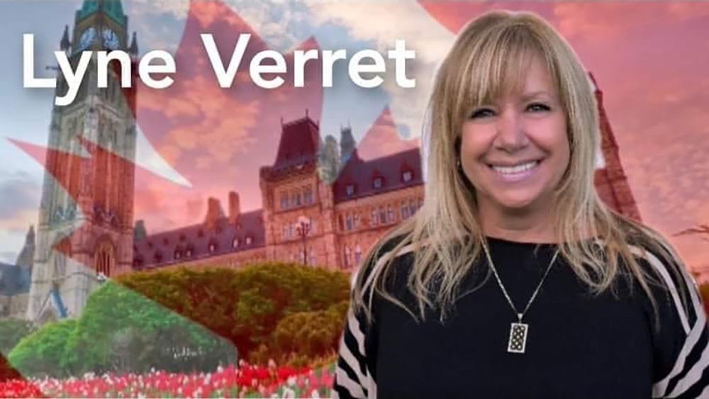 Élections fédérales 2021 : Lyne Verret, Parti libre du Canada | 8 septembre 2021 | Article par Véronique Demers