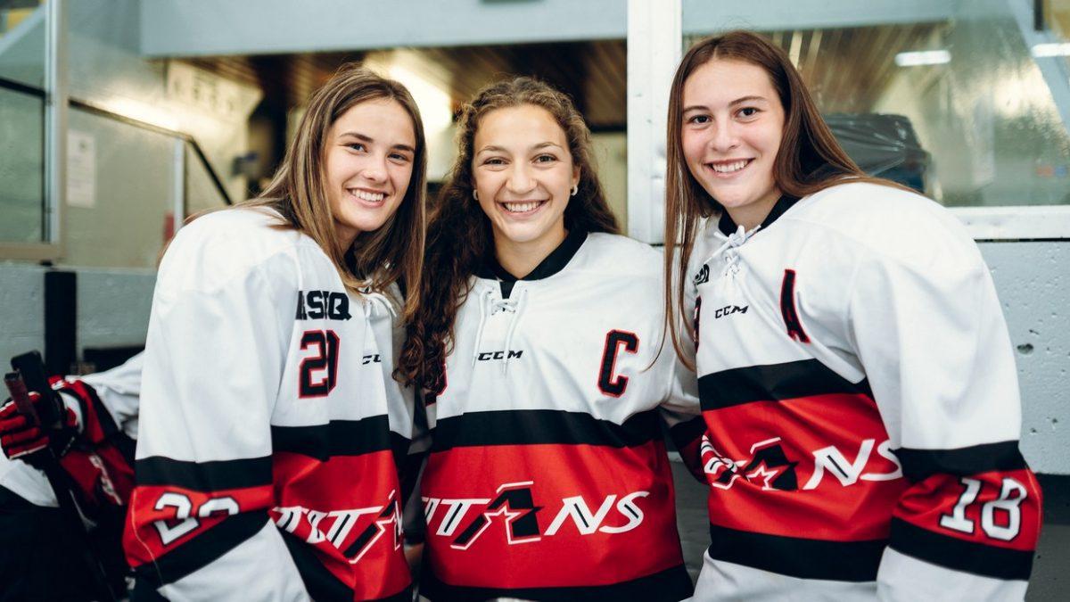 Hockey collégial féminin: les Titans partent du bon pied | 13 septembre 2021 | Article par Christian Lemelin